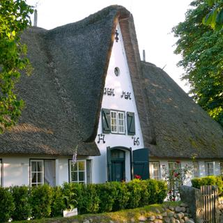 Weidemannhaus-Kapitänswohnung - Keitum