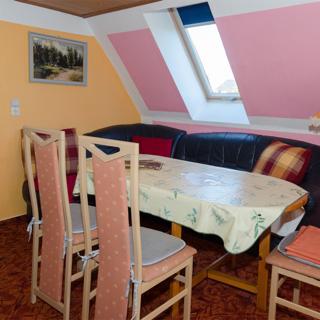68 qm große Ferienwohnung für 4 Personen in Dalkvitz auf Rügen in der Nähe von Binz - Zirkow