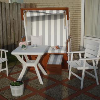 Strandgut 2.1 im Lornsenhof mit Sauna und Schwimmbad - Westerland
