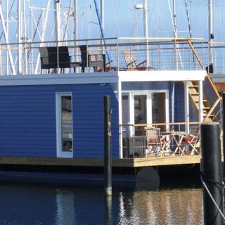 Hausboot Bosse - Burgtiefe-Südstrand