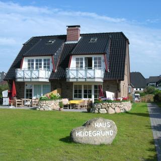 SYLT LUXUS LH Heidegrund EG App. 09/6 - Wenningstedt