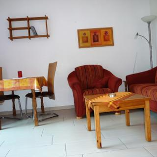 Haus Domäne Seeburg - Wohnung 2, Uferstr.3 Carolinensiel - Carolinensiel
