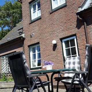 Terrassenwohnung Südhof im OG des Ferienhauses Ferien-und Bauernhof Nielson in Inselmitte - Bisdorf
