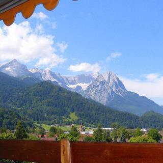 Alpenpanorama - Garmisch-Partenkirchen