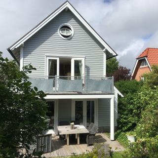 Strandhaus Long Island Wenningstedt Ferienappartement 1 - Wenningstedt
