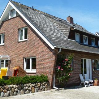Gästehaus Fennen - Hüs - App. 1 - List
