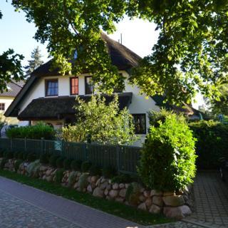 "Ferienhaus ""Strandflieder"" in Groß Zicker/Halbinsel Mönchgut - Groß Zicker"