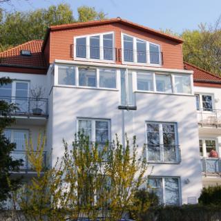 Sassnitz, Villa Tizian, Whg  02 - Sassnitz