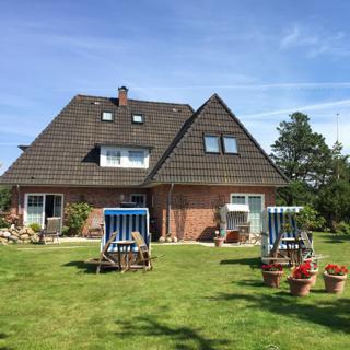 Haus Inken Woh. 4 - Wenningstedt