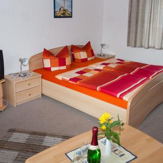 Doppelzimmer für 2 Personen auf Rügen Z4 - Groß Banzelvitz