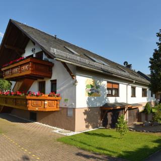 Ferienhaus Richter: Ahorn, Birke und Linde  - Drognitz
