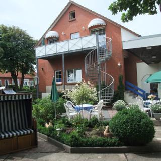 Ferienhaus Thönnes-Ferienwohnung Nr.4 - Norderney
