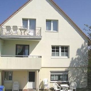 Ferienhaus Coordes-Ferienwohnung Nr.2 - Norderney