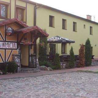 Gasthof Jurand - Dreibettzimmer - Gołdap
