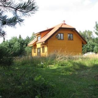 Dom z widokiem (Ferienhaus mit schöner Aussicht) - Guzowy Piec