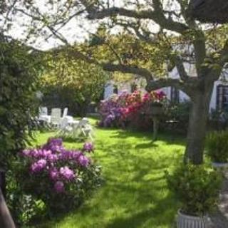Haus Andersen, Ferienwohnung zum Garten - Keitum