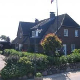 Gästehaus Rüm Hart,  Wohnung Rot - Morsum
