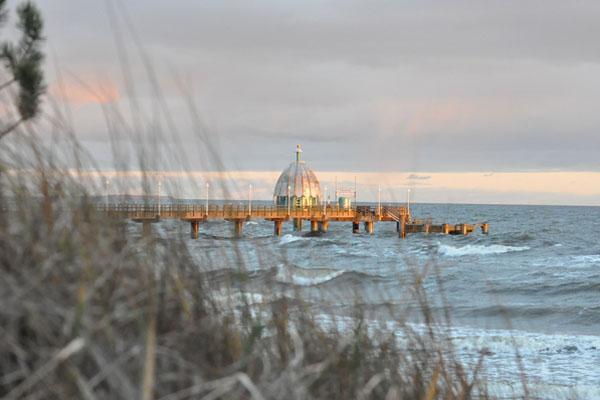 Usedom im Winter