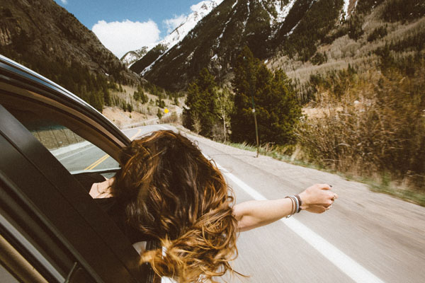 Anfahrt mit dem Auto