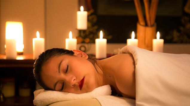 Massage auf Sylt