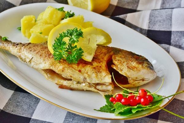 Fisch Restaurant Fehmarn