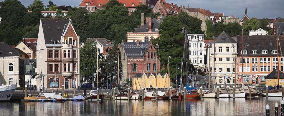 Von Flensburg bis nach Usedom