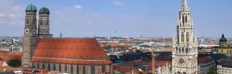 Ferienwohnung für Ihren Urkaub in München