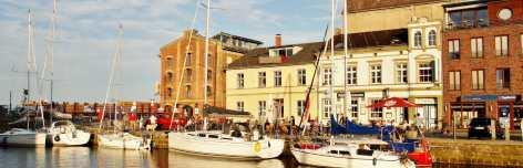 Ferienwohnungen in Stralsund