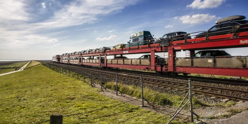Sylt Shuttle der Deutschen Bahn zur Anreise nach Sylt nutzen