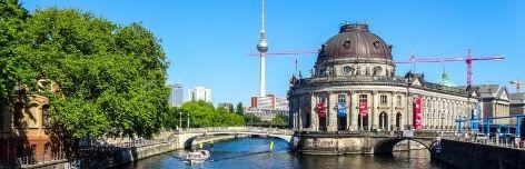 Ferienwohnungen in Berlin