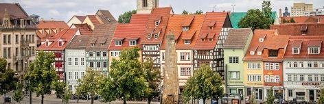 Ferienwohnungen in Erfurt
