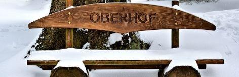 Ferienwohnungen in Oberhof