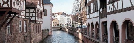Ferienwohnungen in Michelstadt