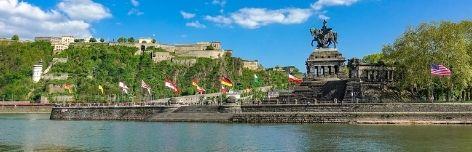 Ferienwohnungen in Koblenz