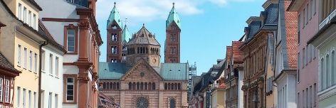 Ferienwohnungen in Speyer