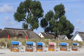 Ferienwohnungen in Haffkrug