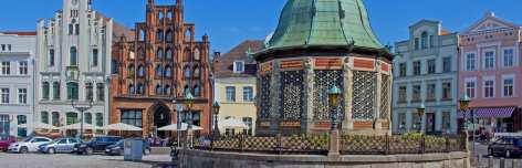 Ferienwohnungen in Wismar