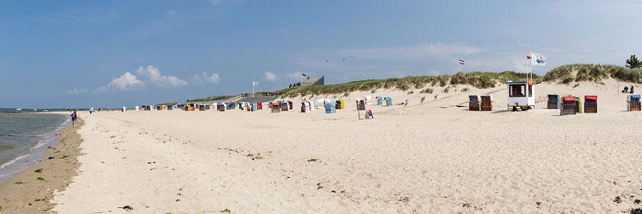 Strand Nieblum auf Föhr