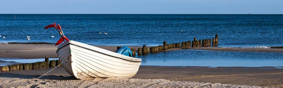 Strand Ückeritz auf Usedom