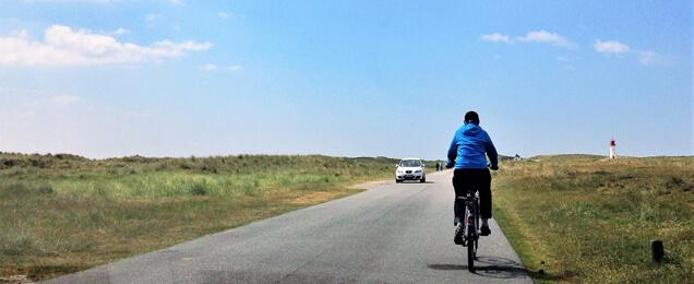 Radfahren auf Sylt