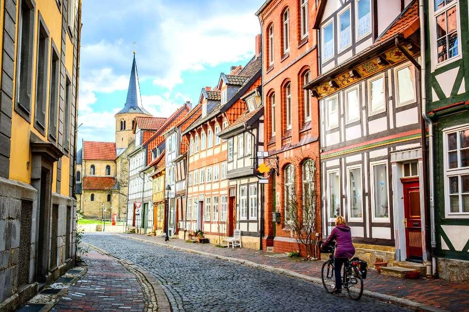 Goslars Altstadt