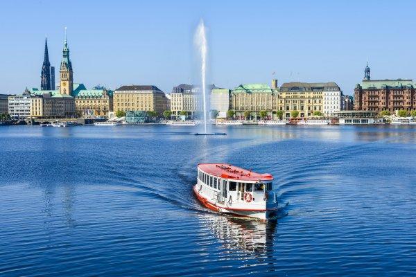 Urlaub in Hamburg