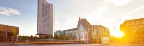 Ferienwohnungen in Leipzig