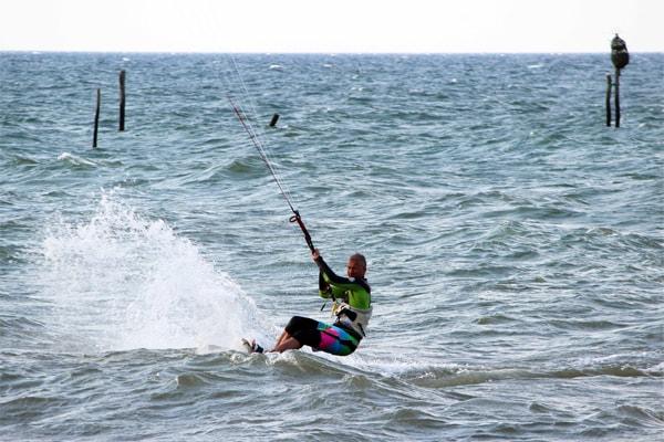 Surf-Mekka Fehmarn
