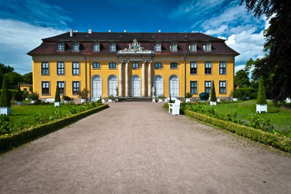 Schloss Mosigkau in Dessau-Roßlau