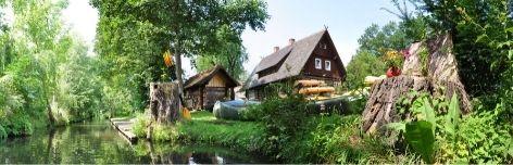 Ferienwohnungen im Spreewald
