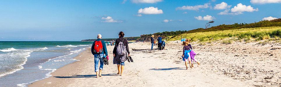 Entdecken Sie die schönsten Ostseestrände für die ganze Familie