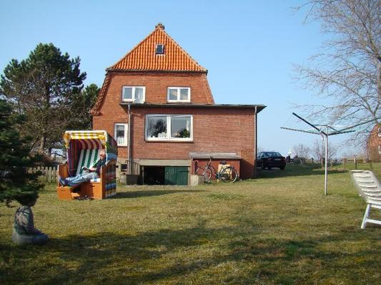 Schneckenhaus Amrum 108150 Ferienwohnung Wittdun