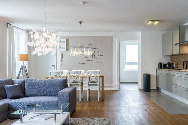 s style living das loft 107172 ferienwohnung hamburg. Black Bedroom Furniture Sets. Home Design Ideas