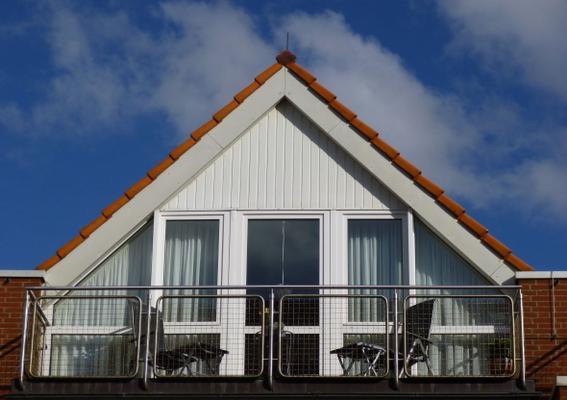 Ferienwohnung im Haus \'Mövennest\' II (1011293) - Ferienwohnung Borkum